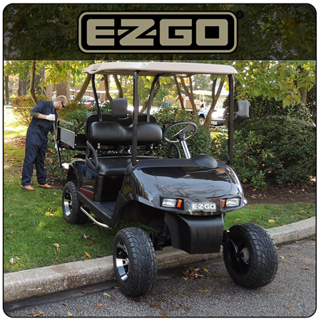 Picture for category E-Z-GO Carts